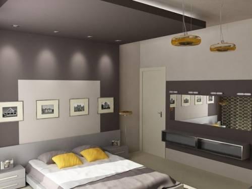 Дизайн спальни в маленьких квартирах фото