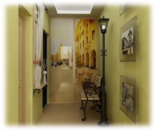Идеи ремонта коридора своими руками фото
